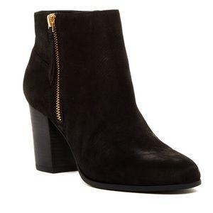 🔴Cole Haan Davenport Black Nubuck Boots 7.5